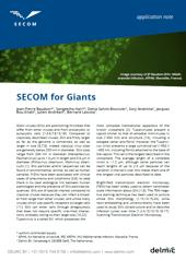 SECOM for giants thumbnail