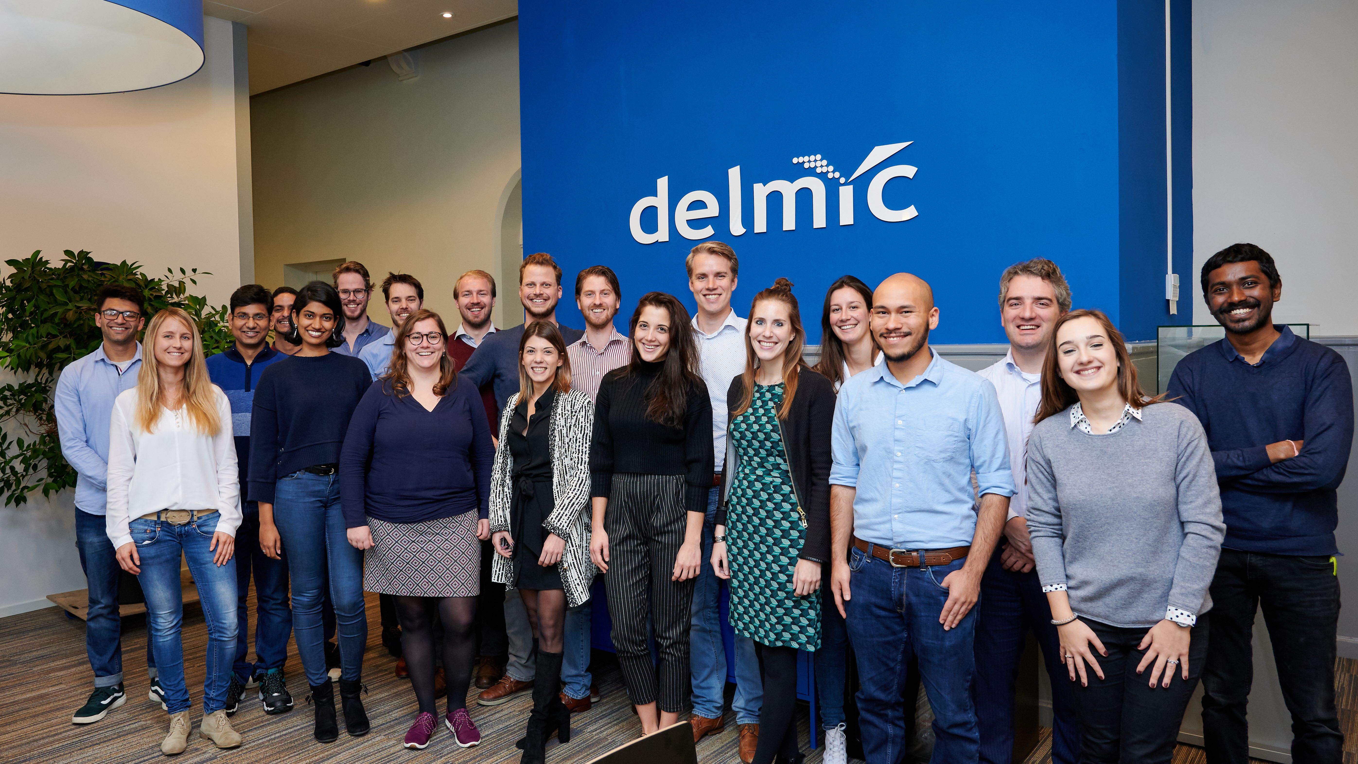 Meet people from Delmic!
