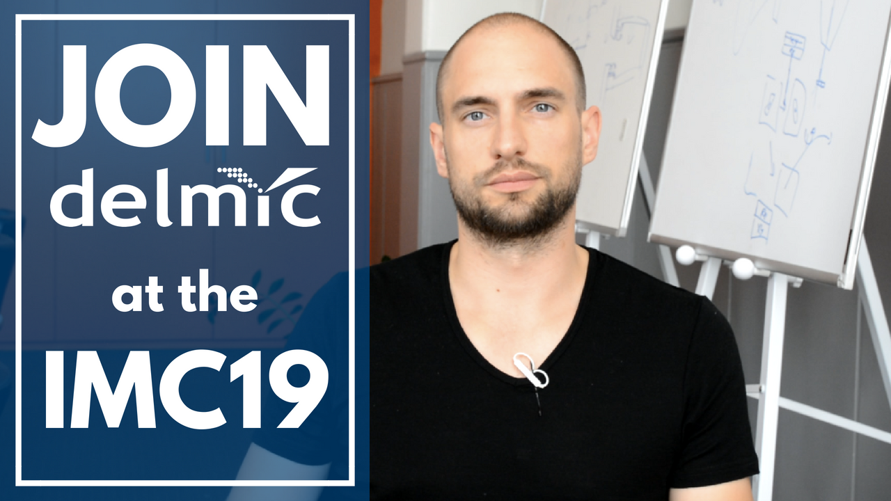 Why you should visit Delmic stand at IMC19