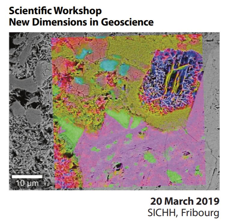 Workshop in Switzerland: New Dimensions in Geoscience